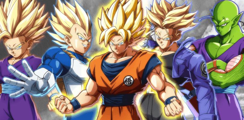 Guerreros que podrían cerrar el plantel de Dragon Ball FighterZ