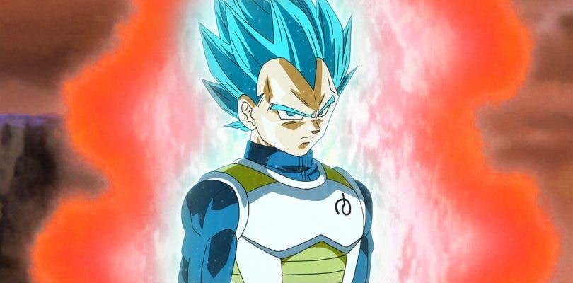 Vegeta podría transformarse en Super Saiyajin God en Dragon Ball Super