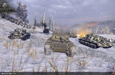 War Stories es la campaña para un jugador de World of Tanks
