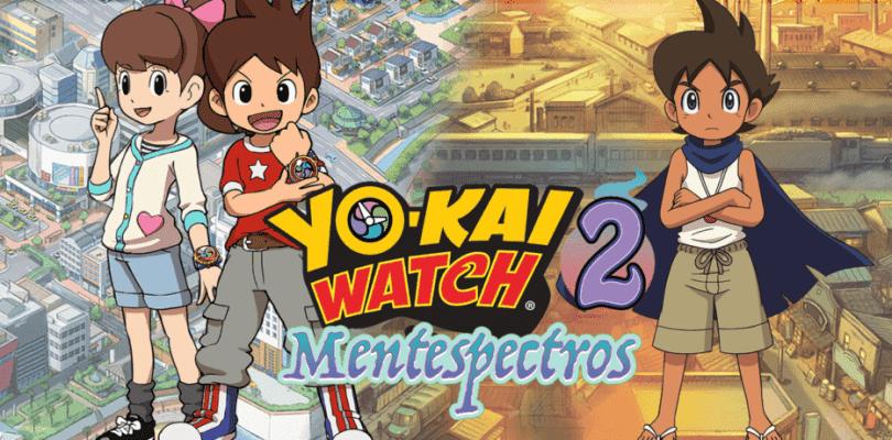 Yo-kai Watch 2: Mentespectros enseña sus bondades en un nuevo tráiler