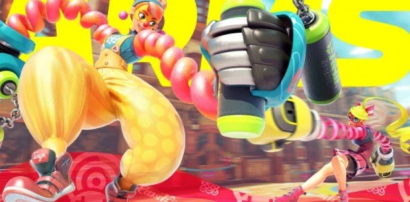 Nintendo anuncia la cuarta Festilucha para ARMS
