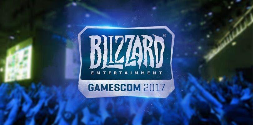 Blizzard estará presente en la Gamescom y podremos ver su conferencia