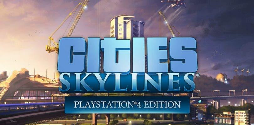 Cities: Skylines ha llegado a PlayStation 4 con un nuevo vídeo
