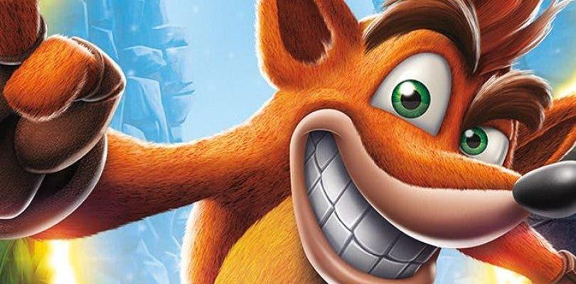 Crash Bandicoot es lo más vendido en julio en la PlayStation Store