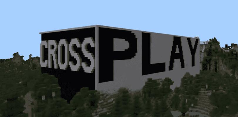 Microsoft insiste a Sony para incluir el juego cruzado en Minecraft