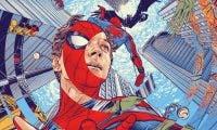Spider-Man: Homecoming presenta un espectacular póster para Japón