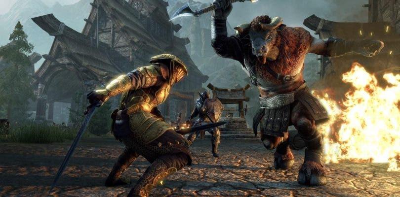 Horns of the Reach llega a The Elder Scrolls Online en PC