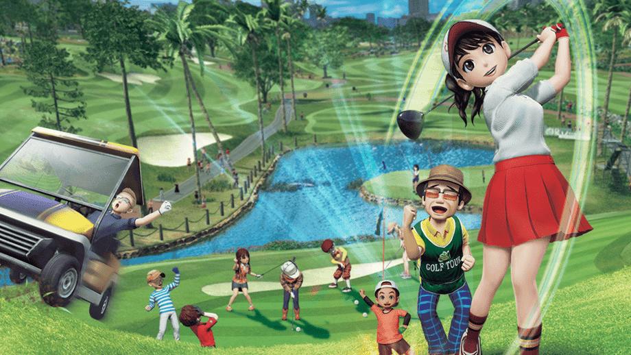 Imagen de Análisis Everybody's Golf