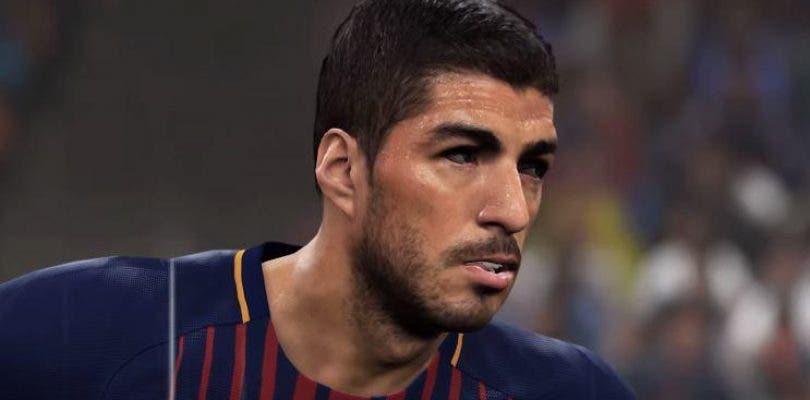 Se filtra un vídeo de FIFA 18 con las caras de los jugadores