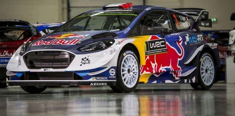 El Ford Fiesta RS se luce en un espectacular gameplay de WRC 7