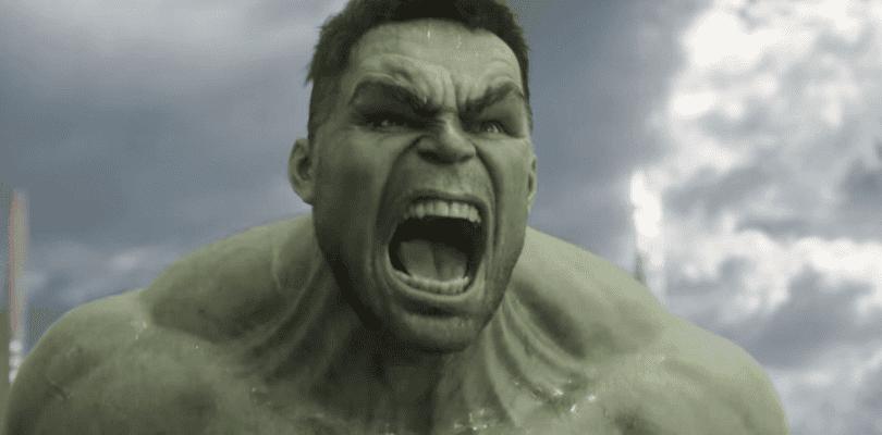 Hulk lleva una vida de estrella en Thor: Ragnarok