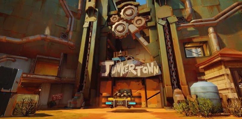 Junkertown Overwatch