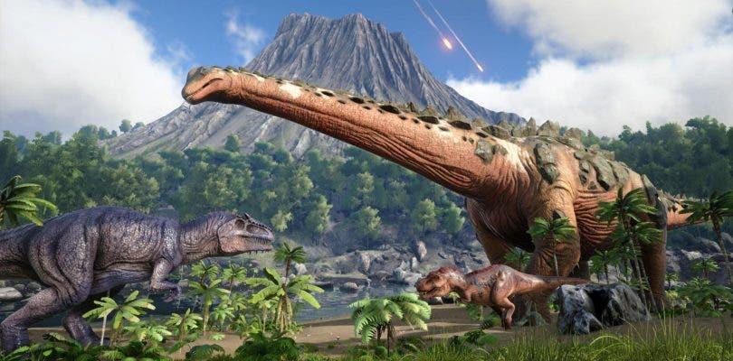 ARK: Survival Evolved nos enseña en vídeo sus mejoras en Xbox One X