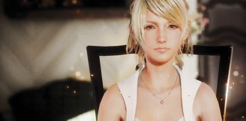 Lunafreya Final Fantasy XV