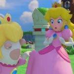 Rabbid Peach presume de críticas en el nuevo vídeo de Mario + Rabbids