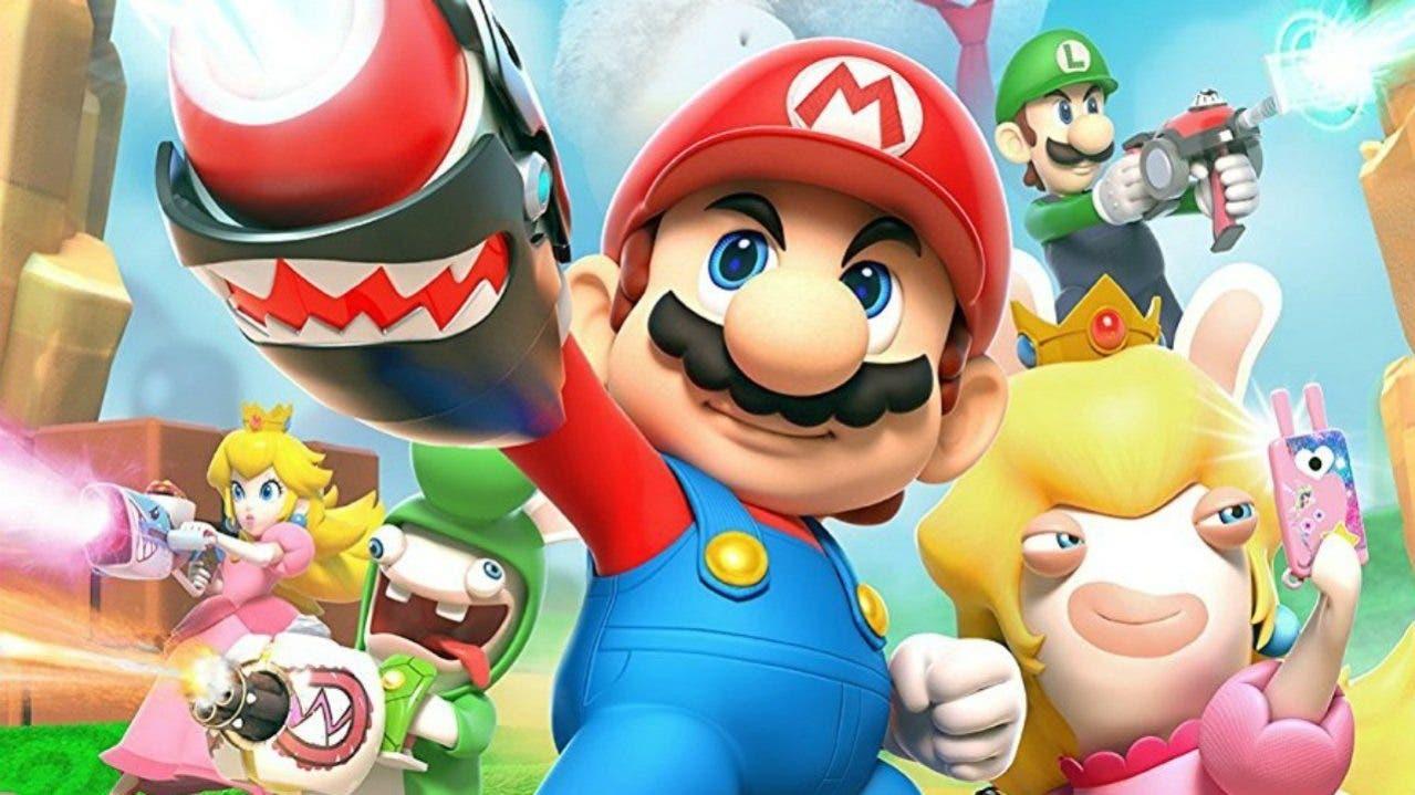 Imagen de Análisis Mario + Rabbids Kingdom Battle
