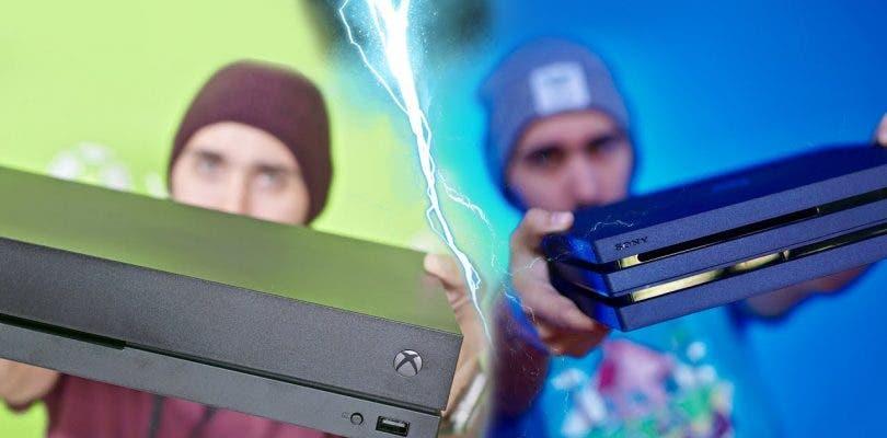 ¿Qué TV necesitamos para explotar Xbox One X y PS4 Pro?