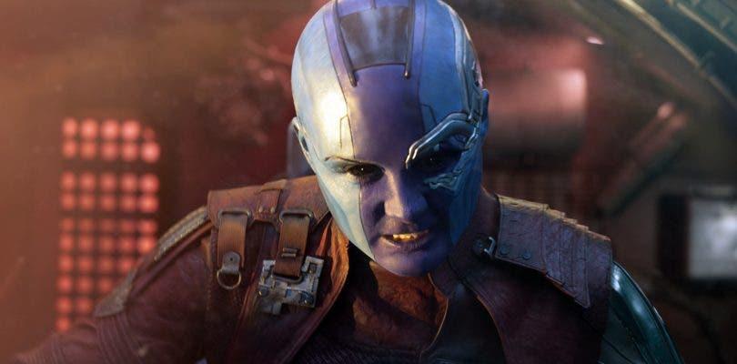 Avengers: Infinity War explorará el pasado de Nébula