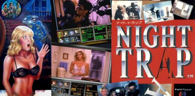 Night Trap: 25th Anniversary llegará a PlayStation Vita de la mano de Limited Run Games