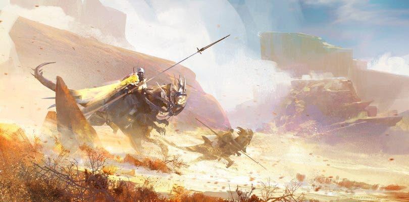 Path of Fire será la próxima expansión de Guild Wars 2