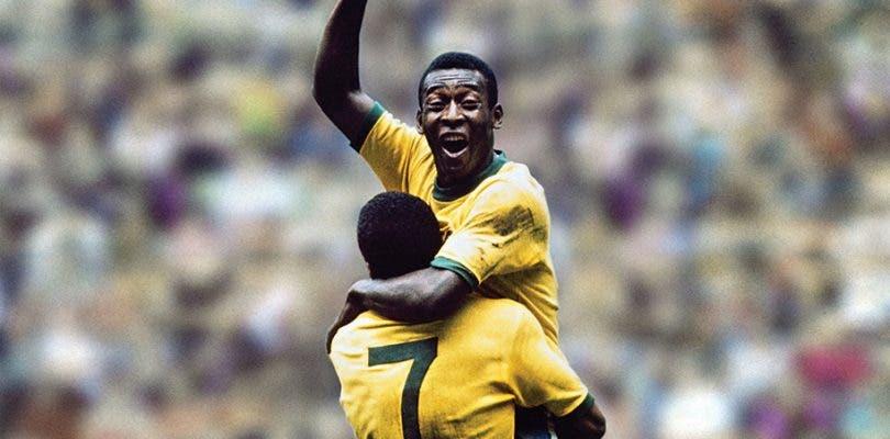 Descubre las estadísticas de la carta de Pelé en FIFA 18