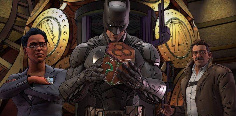 Batman: The Enemy Within muestra el tráiler del cuarto episodio