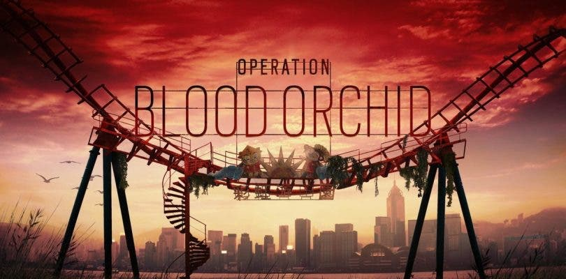 Rainbow Six Siege estrena Operation Blood Orchid con un nuevo vídeo