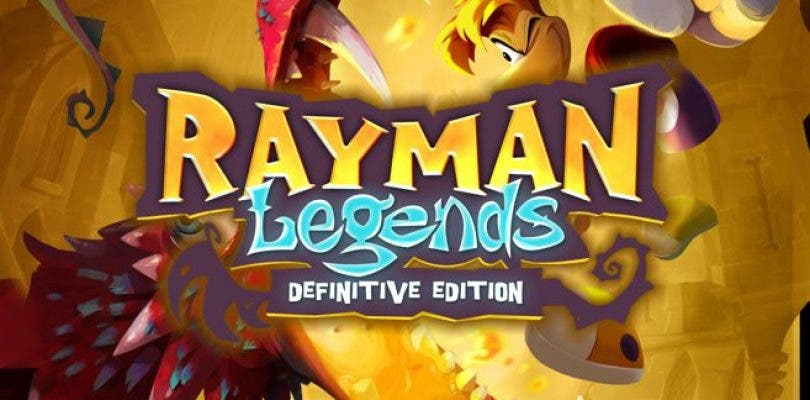 Ya disponible la demo de Rayman Legends en Nintendo Switch