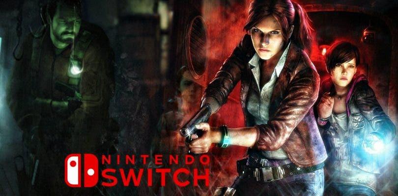 Resident Evil: Revelations 1 y 2 preparan su desembarco en Switch
