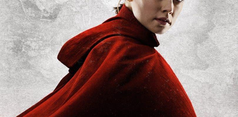 El lado luminoso llega en una imagen de Star Wars: Los Últimos Jedi