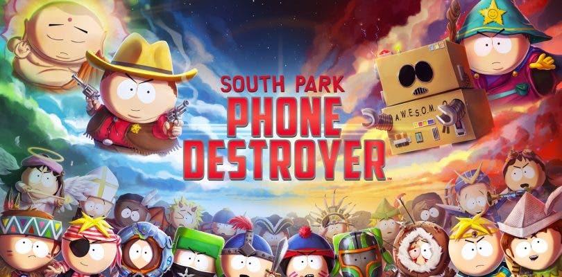 Ubisoft abre las preinscripciones para South Park: Phone Destroyer