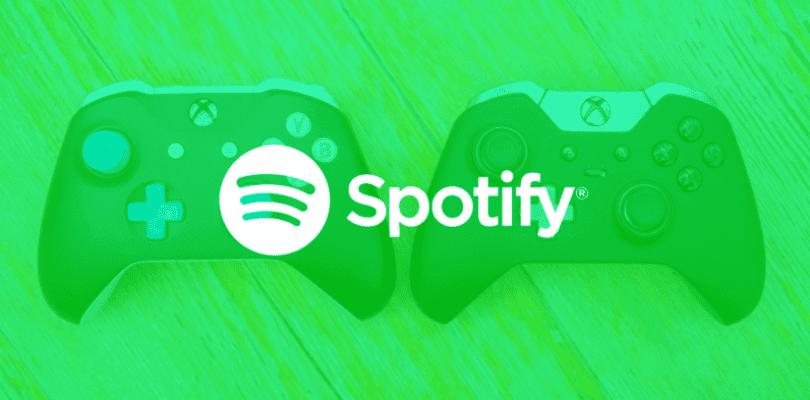 Spotify confirma su llegada a Xbox One tras los rumores surgidos