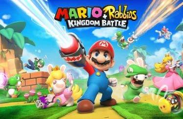 Ubisoft muestra en vídeo las figuras de Mario + Rabbids Kingdom Battle