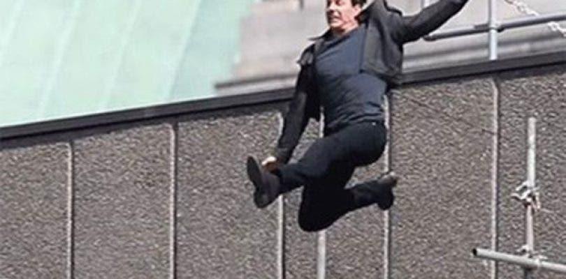 Tom Cruise sufre un accidente rodando una escena de Misión Imposible 6