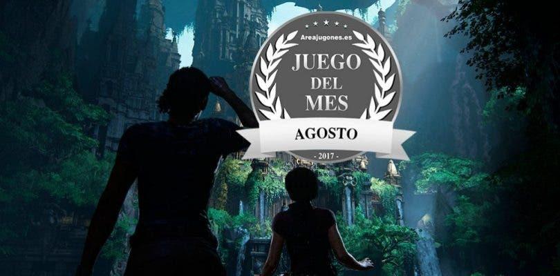 Uncharted: El Legado Perdido es nuestro Juego del Mes de agosto