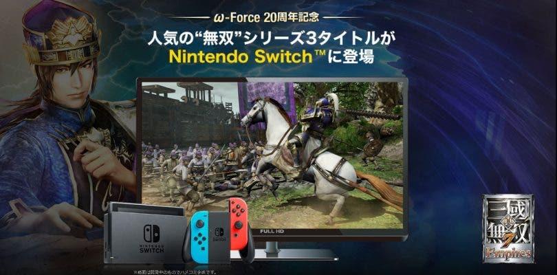 Warriors Nintendo Switch