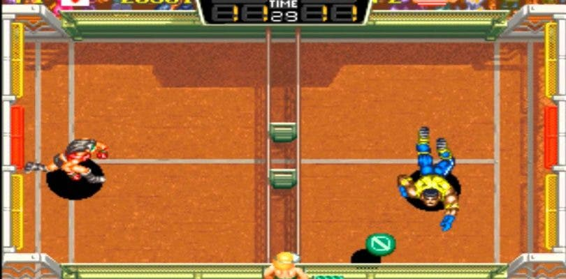 Windjammers sorprende y ya está disponible para Nintendo Switch