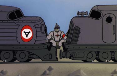 Wolfenstein II: The New Colossus nos presenta la serie Blitzmensch