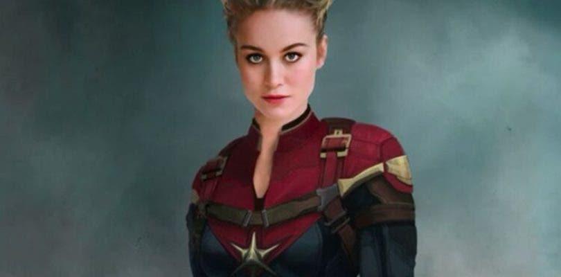 Capitana Marvel se estrenará oficialmente en Avengers 4