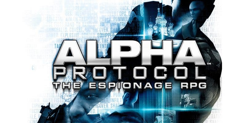 Obsidian podría estar tanteando el terreno ante una remasterización de Alpha Protocol