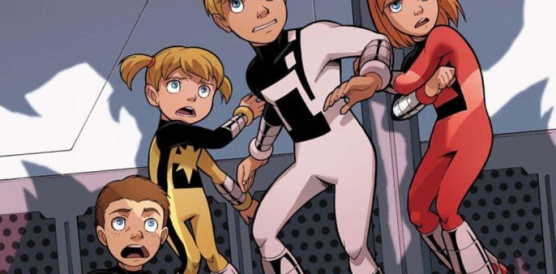 Marvel Studios podría estar desarrollando una película de Power Pack