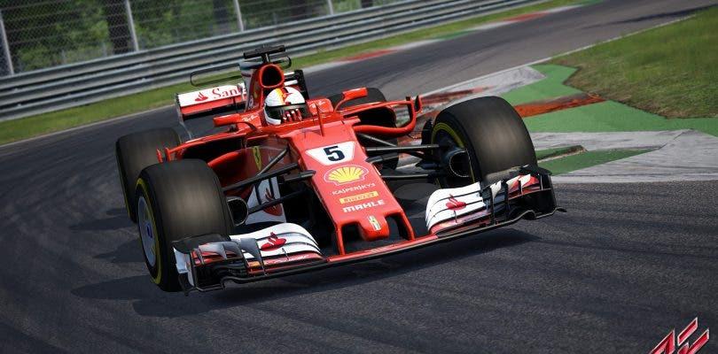 Ferrari llega a Assetto Corsa en forma de DLC