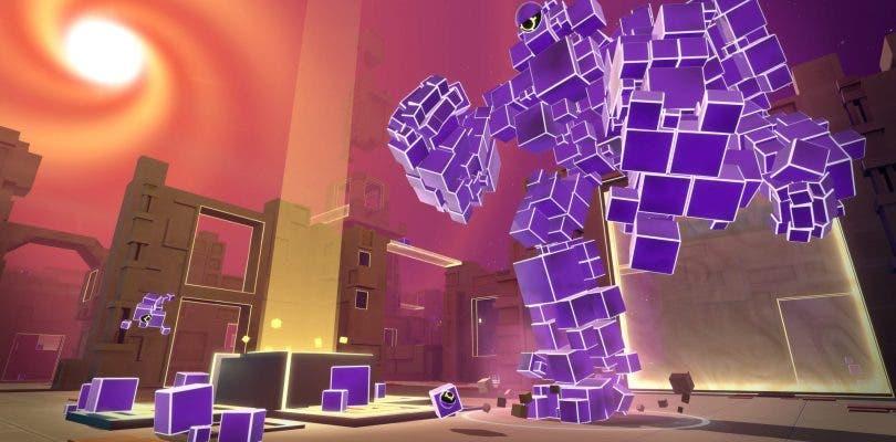 Ubisoft presenta Atomega, lo nuevo de los creadores de Grow Home