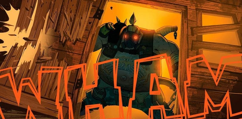 Ya está disponible el nuevo cómic de Overwatch, 'Tierra desolada'