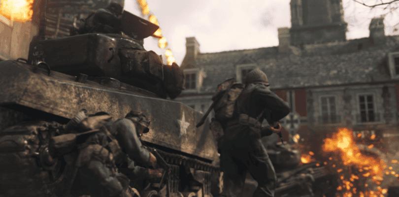 Un artista iraní de Call of Duty: WWII no recibió crédito por su labor