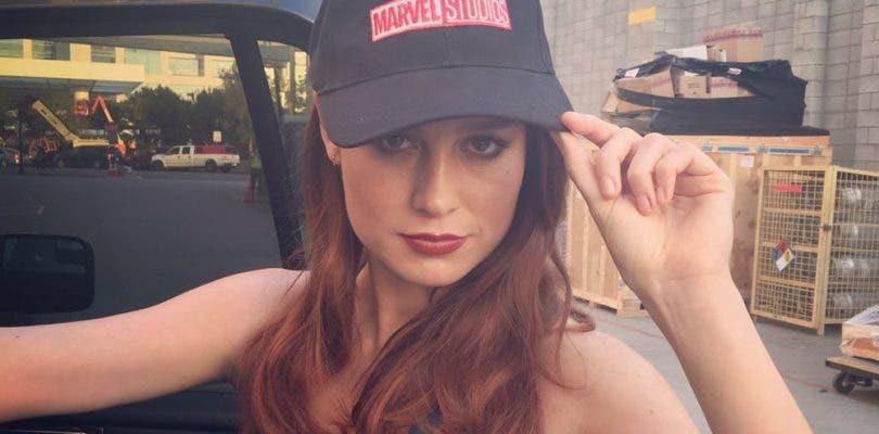 Brie Larson podría dirigir una cinta del MCU tras Captain Marvel