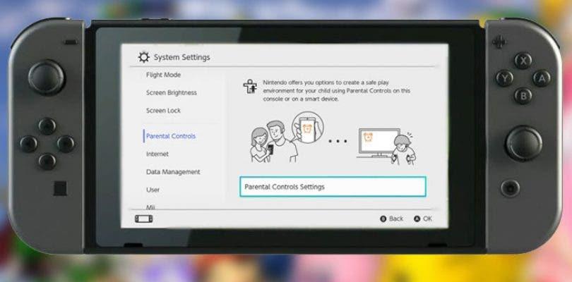 Llega la versión 1.2.0 para la app de Control Parental de Switch