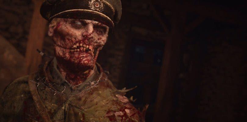 Primeras imágenes del modo zombis de Call of Duty: WWII