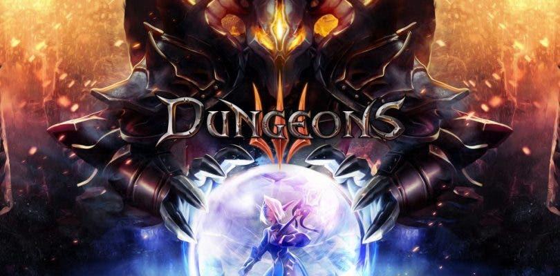 Dungeons 3 ya cuenta con fecha exacta de lanzamiento