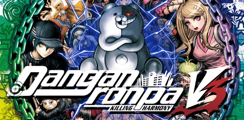Danganronpa V3: Killing Harmony muestra más personajes en vídeo